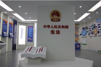 惠山区洛社镇法治教育中心建成启用